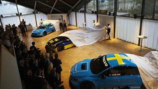 Volvo Polestar Racing With New 2013 STCC Program [VIDEO]