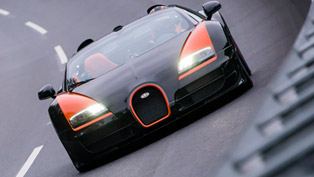 Bugatti Veyron Grand Sport Vitesse - World Record [video]