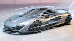 Designed By Air: McLaren P1 [VIDEO]