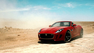 Desire: Short Film Featuring Damian Lewis And Jaguar F-Type [VIDEO]
