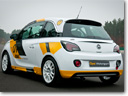 Opel Adam Rally Cup [video]