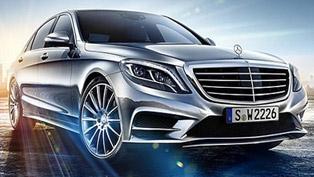 2014 Mercedes S-Class [leak]
