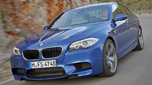 BMW F10 M5 sets Guiness World Drift Record - 82.5 km
