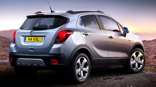2013 vauxhall mokka 1.4 litre turbo - uk price £16,719