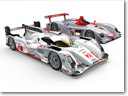2013 Audi R18 e-tron quattro To Compete At Le Mans 24 Hours