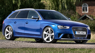 2013 Audi RS 4 Avant - 450HP and 430Nm