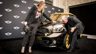 2013 Life Ball: MINI Paceman by Roberto Cavalli