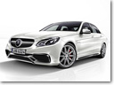 2013 Mercedes-Benz E 63 AMG S -  585HP and 800 Nm
