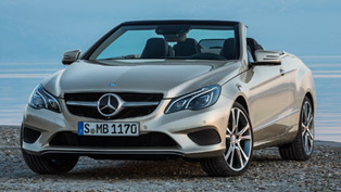 2013 Mercedes-Benz E-Class Cabriolet - UK Price £38,465