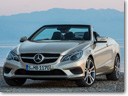 2013 Mercedes-Benz E-Class Cabriolet – UK Price £38,465