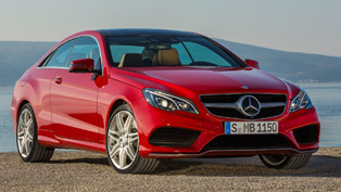 2013 Mercedes-Benz E-Class Coupe - UK Price £35,095