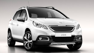 2013 Peugeot 2008 Crossover - UK Price £12,995