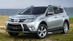 2013 Toyota RAV4 Available With Toyota Genuine Accessories