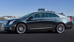 2014 Cadillac XTS V6 3.6 liter Twin-Turbo - 410HP and 500Nm