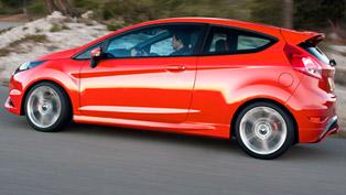 2014 Ford Fiesta ST - 6.7 liters / 100 km