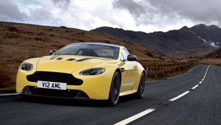 Power, Beauty and Soul: 2014 Aston Martin V12 Vantage S