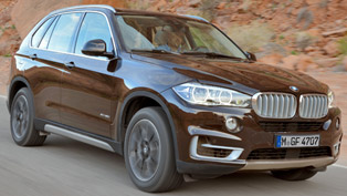 2014 BMW X5 - The 3rd Generation SAV