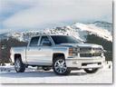 2014 Chevrolet Silverado High Country Offers More Luxury