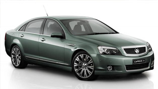 2014 Holden Caprice - Price $54,490