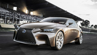 From Concept To Reality: Lexus LF-CC Enters Production