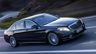 2014 Mercedes-Benz S-Class Fully Revealed!