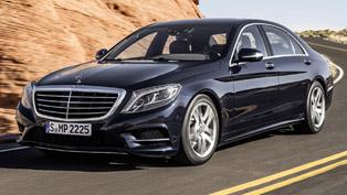 2014 Mercedes-Benz S-Class Edition 1