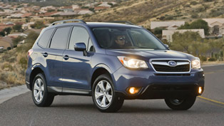 2014 Subaru Forester First Vehicle To Ace IIHS Safety Test [VIDEO]