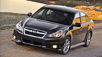 2014 Subaru Legacy And Outback Now With Symmetrical AWD