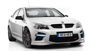 DEBUT: 2014 Vauxhall VXR8 GTS Delivers 576 Horsepower