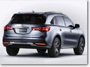 2014 Acura MDX – US Price $42,290