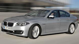 2013 BMW 5-Series 518d - UK Price £29,830