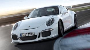 2014 Porsche 911 GT3 - 475HP and 438Nm [video]