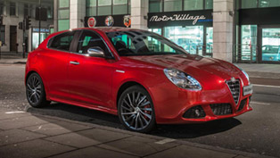fast and furious: alfa romeo giulietta ff6 limited edition