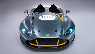 Aston Martin CC100 Speedster Concept Unveiled [VIDEO]