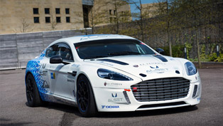 Aston Martin Enters 24 Hours of Nurburgring With Three Race Cars