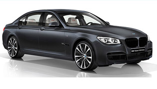 2013 BMW 7-Series V12 Bi-Turbo Special Edition for Japan