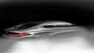 TEASED: BMW Gran Lusso Coupé Pininfarina Concept
