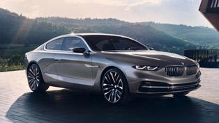 DEBUT: BMW Pininfarina Gran Lusso Coupé Concept