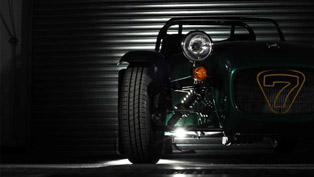 teaser: caterham introduces entry-level version of the iconic seven