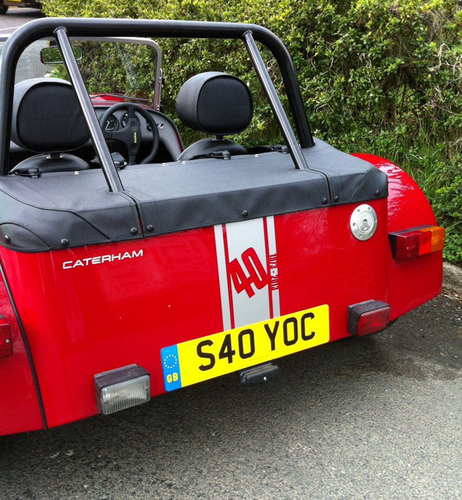 Caterham Seven Limited Edition Commemorates The Iconic