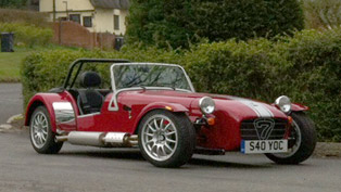 Caterham Seven Limited Edition Commemorates The Iconic Seven Model