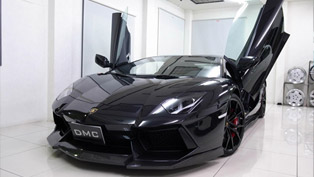 dmc lamborghini aventador lp700 built by autoproject-d