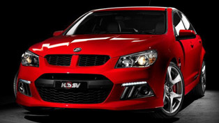 Holden Special Vehicles Gen F - 585HP and 740Nm