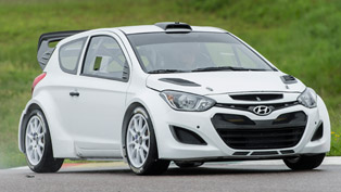 Hyundai i20 WRC - Test Debut