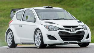Hyundai i20 WRC - Test Debut
