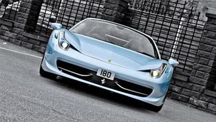 Kahn Ferrari 458 Spider Shows Powerful Presence