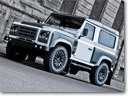 Kahn Land Rover Defender XS 90 Chelsea Wide Track Edition