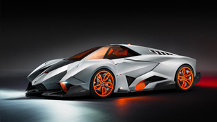 EXCLUSIVE: Lamborghini Egoista Unveiled!