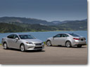 Lexus To Introduce New ES 350, 300h and GS 300h Models