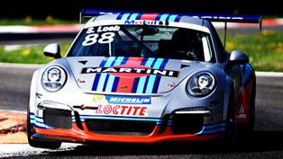 Martini Racing Porsche 911 GT3 Cup